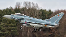 98+07 - Germany - Air Force Eurofighter Typhoon S aircraft