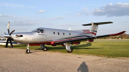 N56NG - Private Pilatus PC-12NG