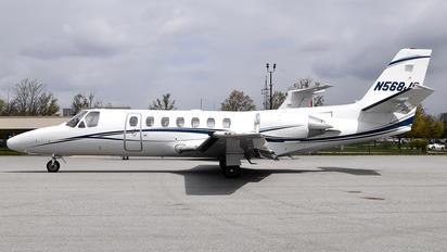 N568JC - Private Cessna 560 Citation Ultra