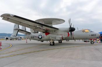 168991 - USA - Navy Grumman E-2C Hawkeye