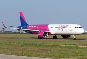 HA-LVJ - Wizz Air Airbus A321 NEO