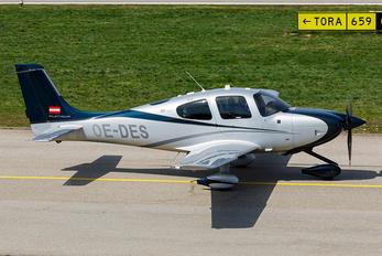 OE-DES - Private Cirrus SR-22 -GTS