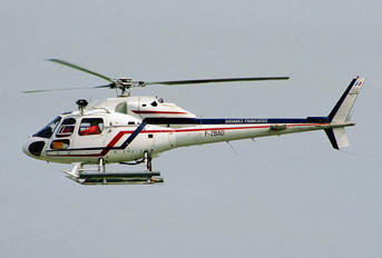 F-ZBAD - France - Customs Aerospatiale AS355 Ecureuil 2 / Twin Squirrel 2
