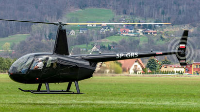 SP-GRS - Private Robinson R-44 RAVEN II