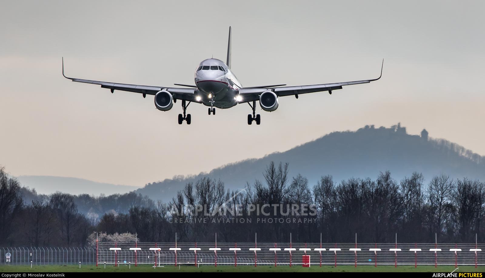 Aegean Airlines SX-DND aircraft at Ostrava Mošnov