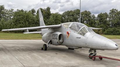 0202 - Poland - Air Force PZL I-22 Iryda