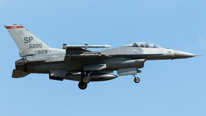 90-0829 - USA - Air Force General Dynamics F-16CJ Fighting Falcon