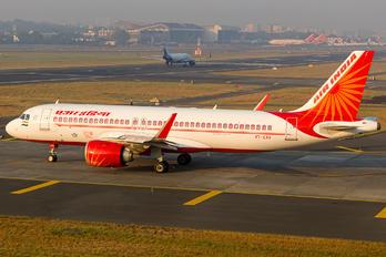 VT-EXV - Air India Airbus A320 NEO