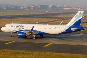 VT-ISN - IndiGo Airbus A320 NEO