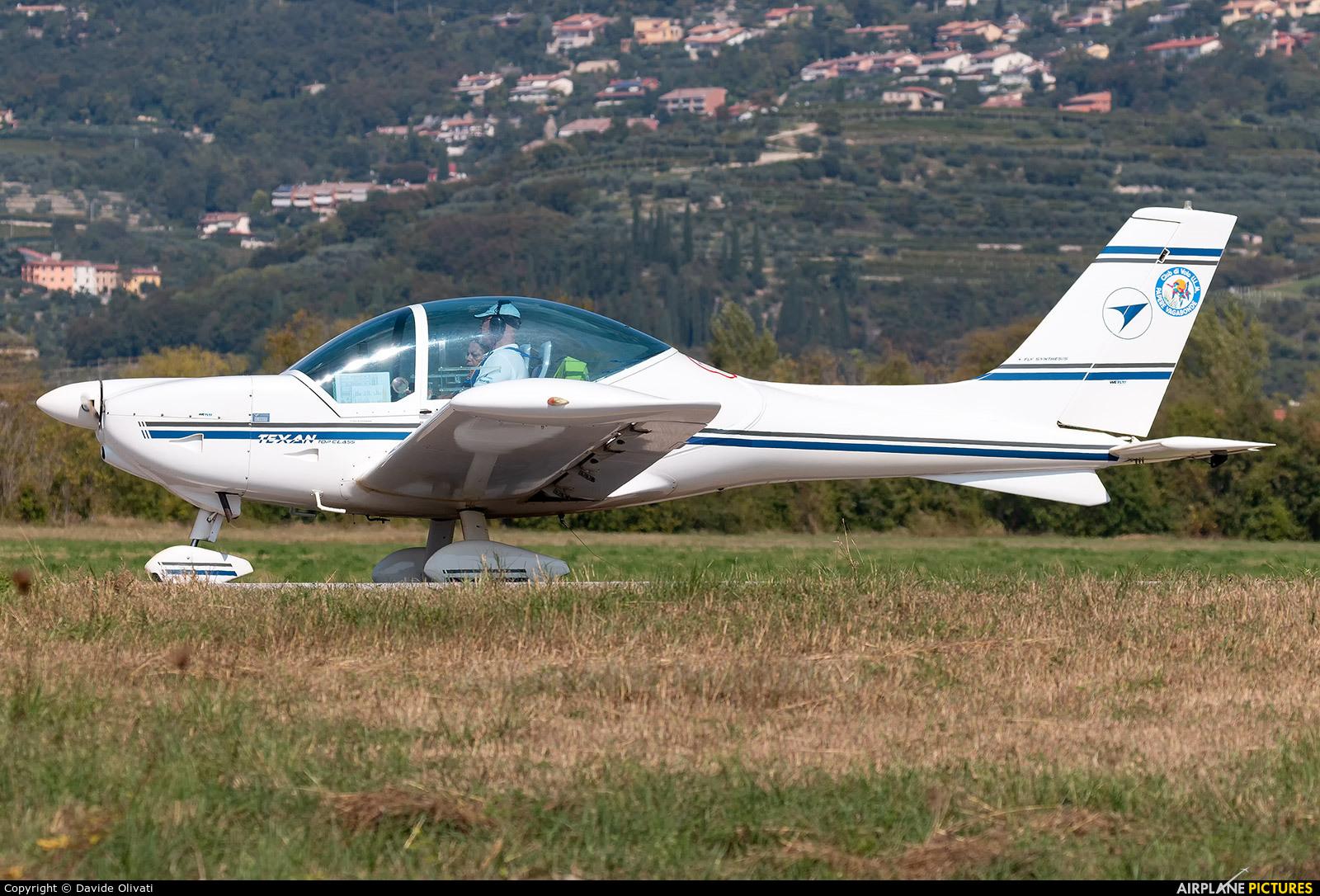 Private I-7877 aircraft at Verona - Boscomantico