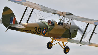 N9503 - Private de Havilland DH. 82 Tiger Moth