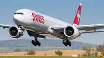 HB-JNK - Swiss Boeing 777-31H(ER) aircraft