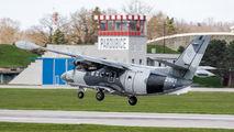 Slovakian Air Force Turbolet visited Pardubice title=