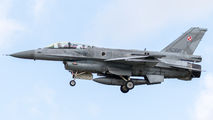 4086 - Poland - Air Force Lockheed Martin F-16D block 52+Jastrząb aircraft