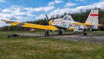 SP-FFD - Aerogryf PZL M-18B Dromader aircraft