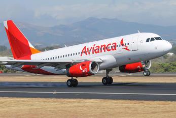 N480TA - Avianca Airbus A319