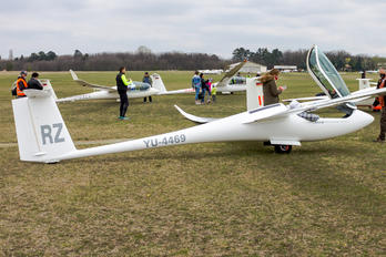 YU-4469 - Private Jonker Sailplanes JS1 21M