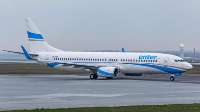 SP-ENV - Enter Air Boeing 737-800