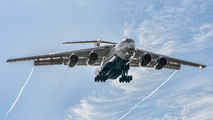 SilkWay Ilyushin Il-76 visited Pardubice title=