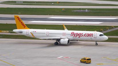 TC-RBB - Pegasus Airbus A321 NEO