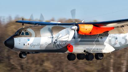 50+40 - Germany - Air Force Transall C-160D