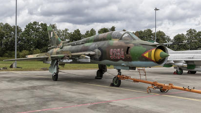 9204 - Poland - Air Force Sukhoi Su-22M-4