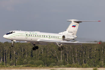 RA-65805 - Center-South Airlines Tupolev Tu-134B