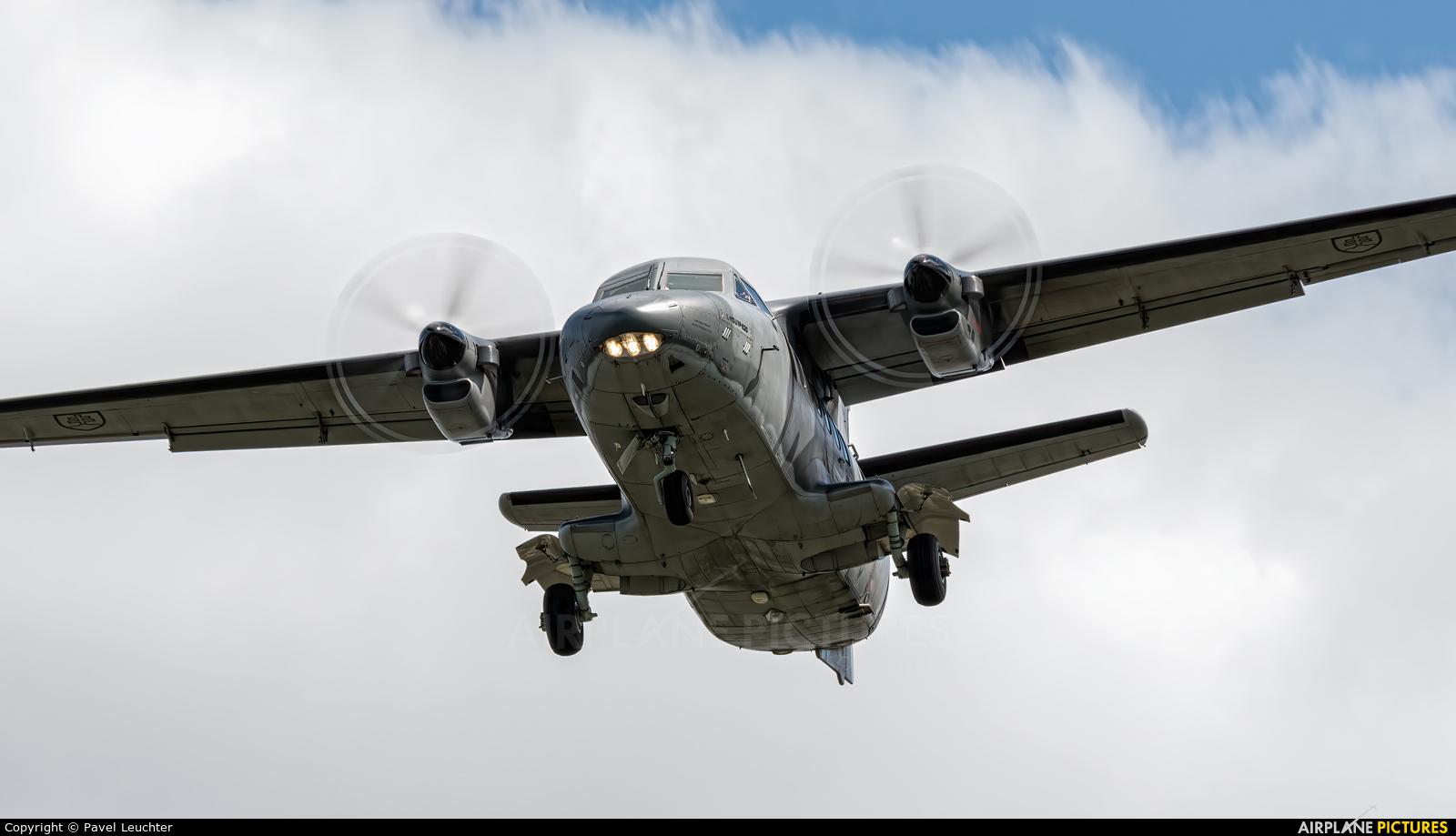 Slovakia -  Air Force 2901 aircraft at Pardubice