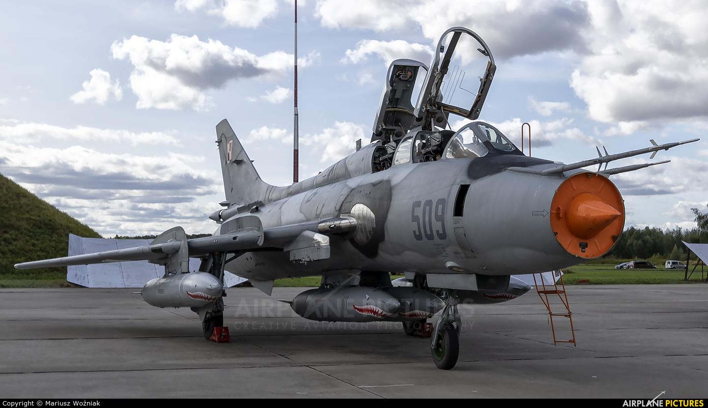 Poland - Air Force 509 aircraft at Malbork