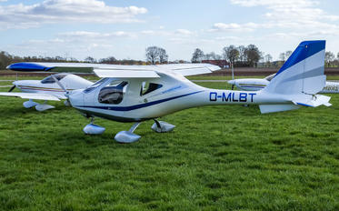 D-MLBT - Private - Airport Overview - Aircraft Detail