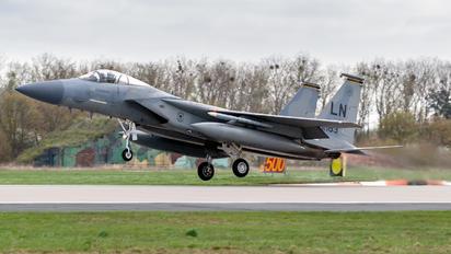 86-0163 - USA - Air Force McDonnell Douglas F-15C Eagle