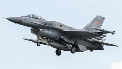 4066 - Poland - Air Force Lockheed Martin F-16C block 52+ Jastrząb