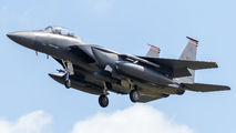01-2002 - USA - Air Force McDonnell Douglas F-15E Strike Eagle aircraft