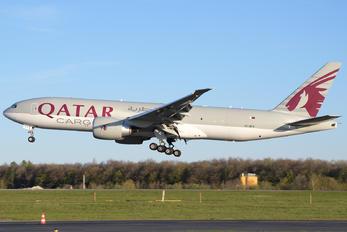 A7-BFV - Qatar Airways Cargo Boeing 777F