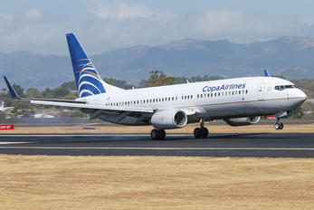 HP-1717CMP - Copa Airlines Boeing 737-800