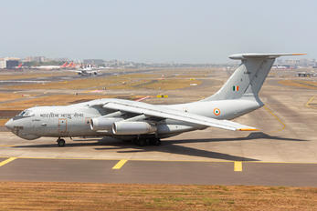 K2665 - India - Air Force Ilyushin Il-76 (all models)