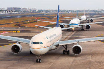 TC-OCC - Saudi Arabian Airlines Airbus A330-300