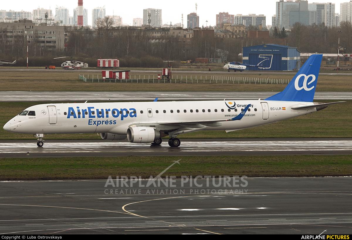 Air Europa Express EC-LLR aircraft at St. Petersburg - Pulkovo