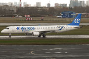 Air Europa Express E195 visited St. Petersburg title=