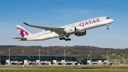 A7-ALT - Qatar Airways Airbus A350-900