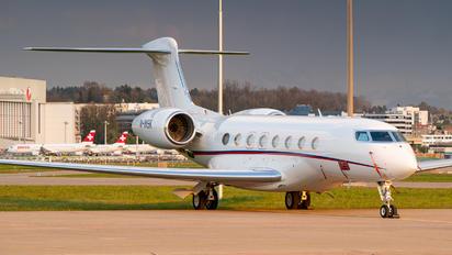 M-INSK - Private Gulfstream Aerospace G650, G650ER