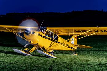 HB-KME - Private Aviat A-1 Husky