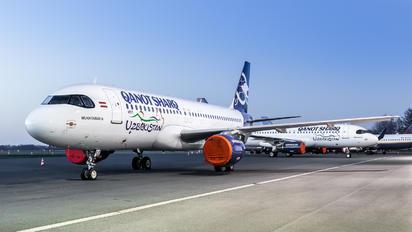 OE-ILG - Air Lease Corporation Airbus A320