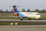 Slovak Gov Fokker 100 visited Berlin title=