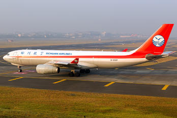 B-308P - Sichuan Airlines  Airbus A330-200F