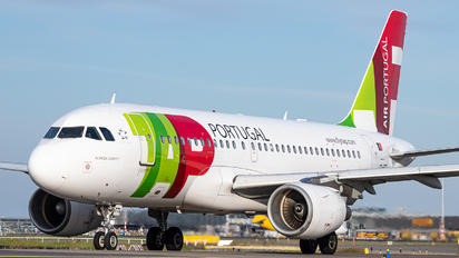 CS-TTL - TAP Portugal Airbus A319