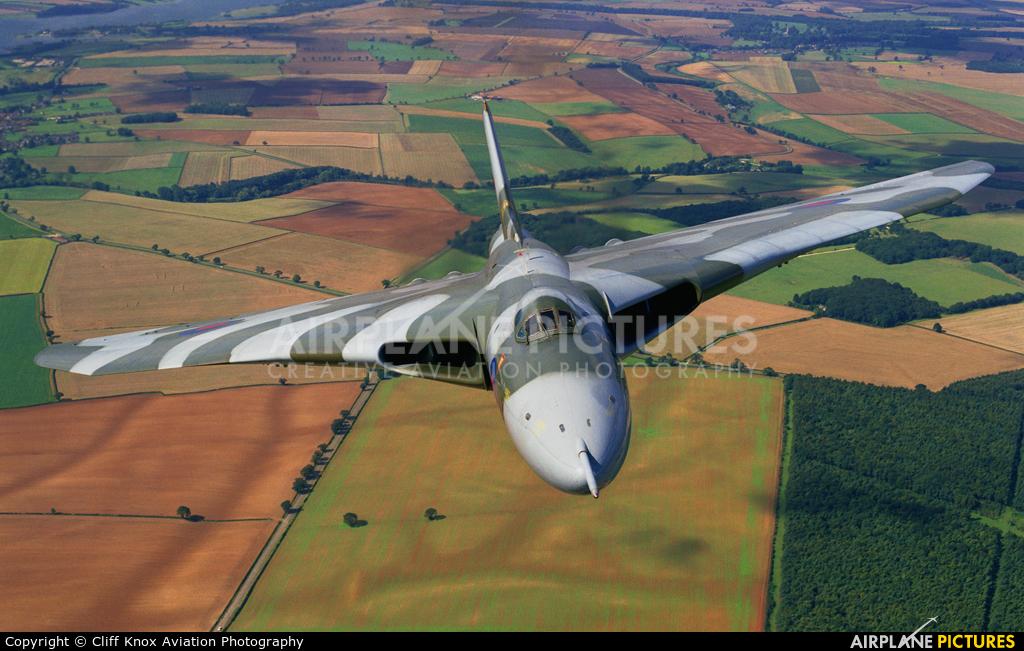 Royal Air Force XH558 aircraft at In Flight - England