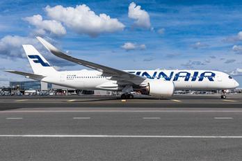 OH-LWR - Finnair Airbus A350-900