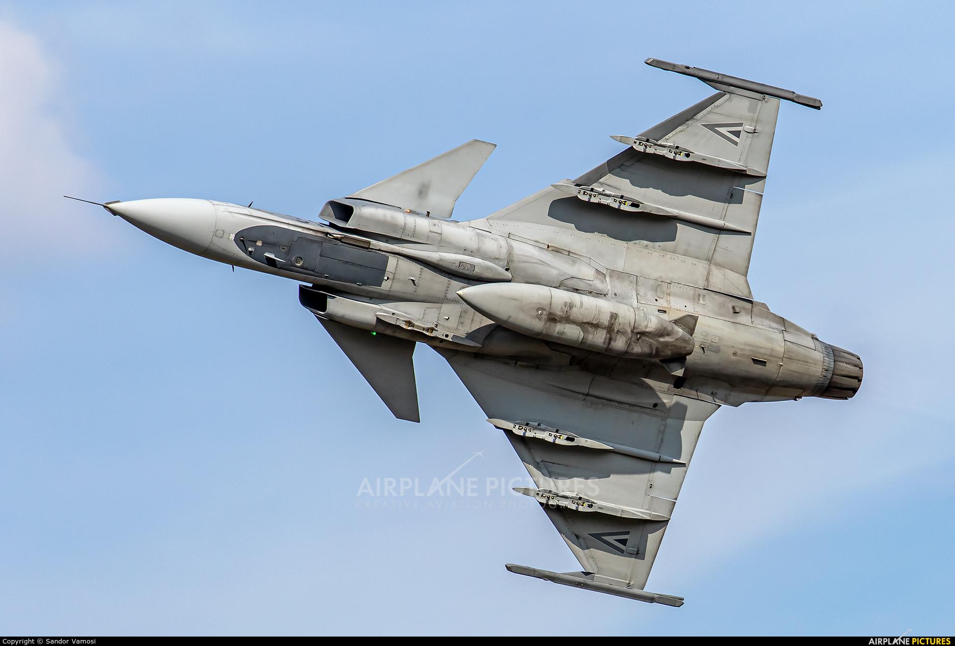 Hungary - Air Force 31 aircraft at Kecskemét