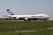 Nippon Cargo Airlines JA12KZ image
